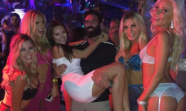 Has Bill Perkins Suckered Dan Bilzerian?