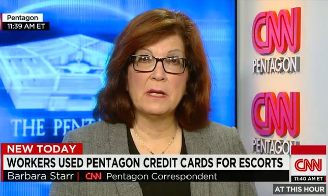 Pentagon Officials using Expense Accounts for Escorts and Gambling